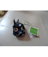 Vera Bradley Night Owl mini backpack keychain NWT - $21.00