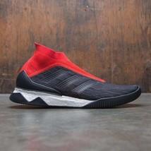 Adidas Herren Fußball Raubvogel Tango 18 + Boost Schuhe Core Schwarz/Rot... - $158.89