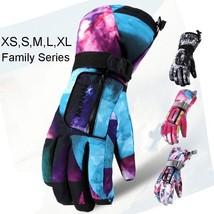 Nandn Winter Warm Ski Gloves Waterproof Snowboard Snowmobile Motorcycle ... - $21.99