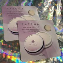 2x Tatcha Silk Canvas Bubble Cards (.5g Each) image 1