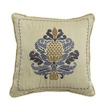Croscill Nadia Fashion Pillow, Light Grey - $58.89