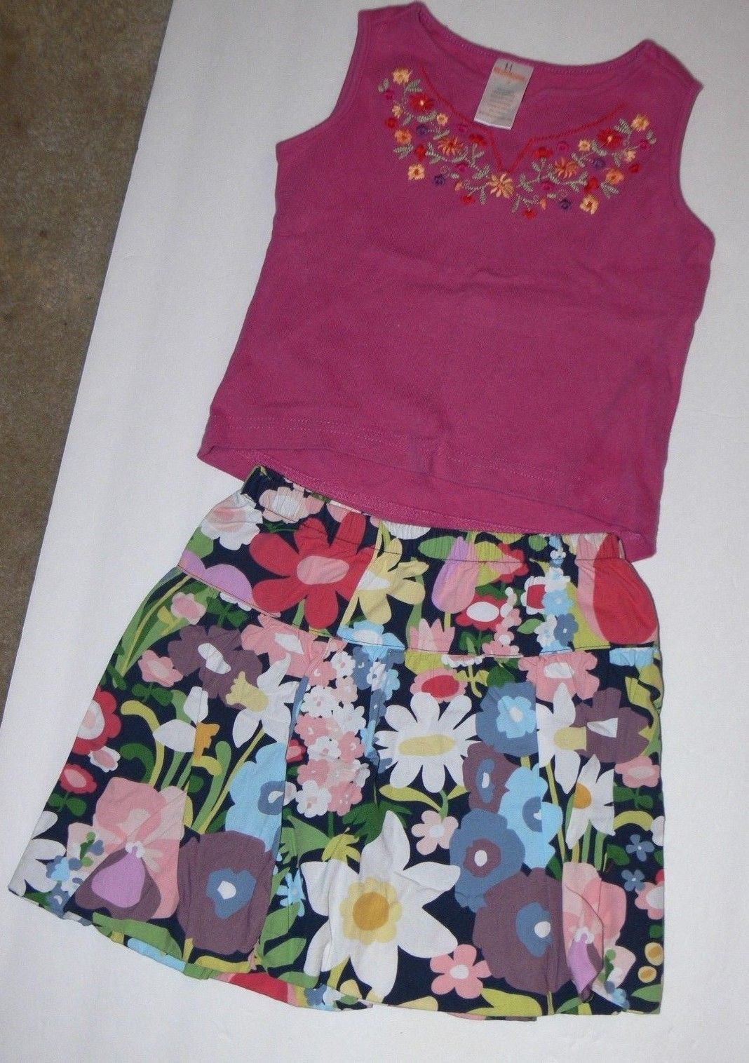 Shop For Cheap Nwt Gymboree Mix N Match Pink Heart Corduroy Skirt 2t Skirts