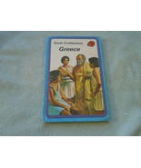 Vintage Ladybird Book Great Civilisations Greece 1974 - $8.49