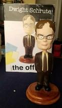 "NBC Universal the Office Dwight Schrute Bobble Head Bobblehead 7"" Tall w... - $33.85"