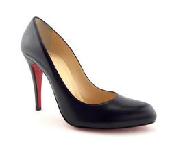 New CHRISTIAN LOUBOUTIN Size 8.5 DECOLLETE 868 Heels Pumps Shoes 39 - $589.00