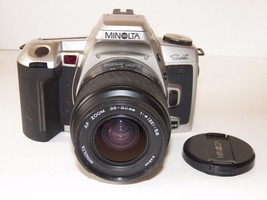 Minolta Sweet  Camera With Minolta AF 35-80mm Lens (TESTED) - $73.66