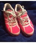 Nike Air Max 2012 Pink Flash Purple Silver Kids Size 7Y, M7, W 8.5 48812... - $33.25