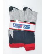Activsport Mens 3 Pairs Thermal Socks Size 10-1... - $9.85