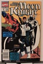 Marc Spector: Moon Knight #21 (Dec 1990, Marvel) - $1.98