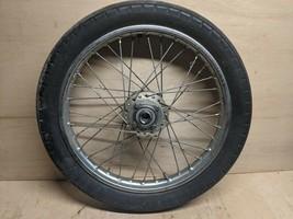 1976 Honda CB400F Super Sport Front Wheel Rim Hub Stock Spoke BS Super Speed 21 - $169.99