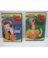 I-love-Lucy-Seson-One-Volume-One-And-Volume-Two-DVD-1951-Black-And-White... - $13.98