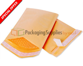300 #2 8.5x12 Kraft Bubble Mailers Padded Envelopes Self Seal Mailer Bags - $65.79