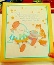 Hallmark Baby Book Yellow Keepsake Photo Album, - $20.90