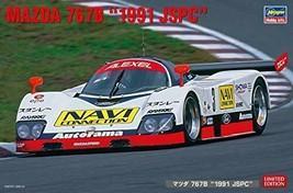 Hasegawa 1/24 Mazda 787B 1991 JSPC plastic model 20421 - $68.09