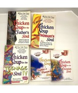 Chicken Soup for the Soul Books Lot Paperback Fathers Teenage Womans - $9.89