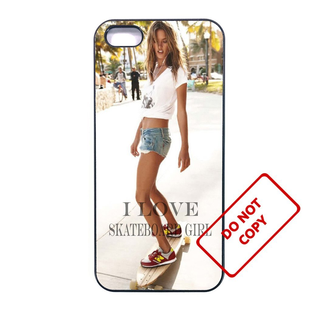 Primary image for Skateboard GirlLG g5 case Customized Premium plastic phone case,