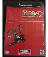 Nintendo Gamecube Video Game Dave Mirra Freestyle BMX 2 Complete In Box - $8.49