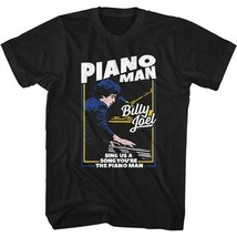 New BILLY JOEL PIANO MAN  LICENSED CONCERT BAND  T Shirt   - £15.83 GBP+