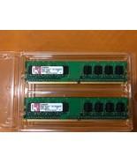 Kingston KTH-XW4200AN/512 1GB 2 Modules 512MB Module P/N: 382509-001 Mem... - $8.90