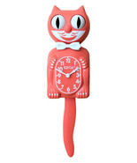 Limited Edition Living Coral Kit-Cat Klock (15.5″ high) - $61.95