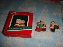Hallmark Miniature The Kringles 1989, 1992 & 1993 Lot Of 3 Series Ornaments image 6