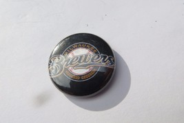 Milwaukee Brewers ,MLB baseball  collectible sports team fan pin button  - $14.25