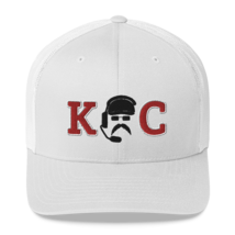 Kansas City Hat / Chiefs Hat / Andy Reid's Trucker Cap image 1