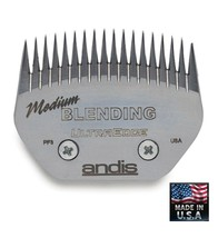 ANDIS ULTRAEDGE WIDE MEDIUM BLENDING BLADE*FitMany Oster,Wahl Clipper*Gr... - $56.99