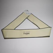CHANEL Paris - Deauville Ribbon. Decorative Ribbon. 26.77 inch long. - $9.99