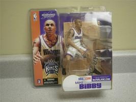Mcfarlane Acción Sacramento Kings- Mike Bibby- Serie 3- Nuevo Baloncesto... - $6.61