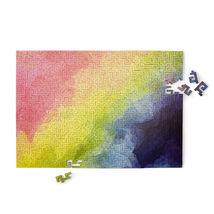 Joyful Rainbow Wooden Puzzle - $120.95