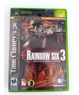 Tom Clancy's Rainbow Six 3 - Squad-based Counter Terror (Microsoft Xbox,... - $4.75
