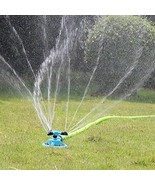 Kadaon Lawn Sprinkler Automatic Garden Water Sprinklers Lawn Irrigation... - $34.16