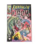 Comic Book, Deathlok vs Doom #3 (1991) Marvel - $14.99