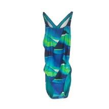 Womens Speedo 10 One Piece Maillot Swimsuit Bathing Suit Athletic Swimwear - $17.82