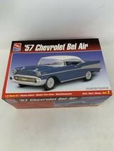 AMT 1957 Chevrolet Bel-Air 1:25 Plastic Model Kit - Open Box Unassembled - $29.02