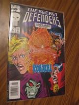 The Secret Defenders #4 Marvel Comics Bagged - C103 - $1.99