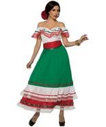Forum Novelties Fiesta Mexican Party Dress Adult Womens Halloween Costum... - $29.99