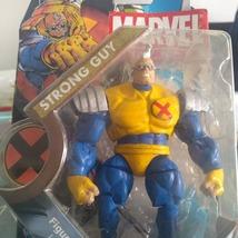 """3.75"""" 1:18 custom action figure  Strong Guy xmen x men xforce - $100.00"""