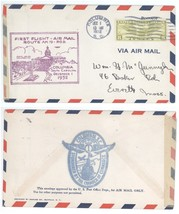 1932 Columbia South Carolina First Flight Cover Air Mail Route AM 19! SC... - $7.69