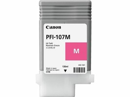 Canon 6707B001 (PFI-107M) Magenta Original Ink Cartridge for iPF670, iPF670 - $86.08