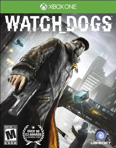 Watch Dogs xbox one [video game]