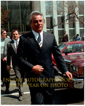 JOHN GOTTI  Authentic Original  SIGNED AUTOGRAPHED PHOTO w/ COA 5288 - $195.00