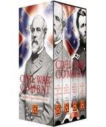 The History Channel Civil War Combat: America's Bloodiest Battles Box Se... - $5.38