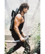 Sylvester Stallone Rambo:first Blood Part II 18x24 Poster - $23.99