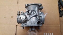 84-85 Honda CB700 SC NIGHTHAWK outer right carburetor body # 4 w/ thrott... - $19.79