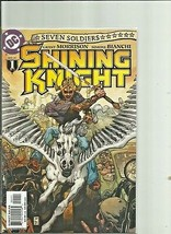 Seven Soldiers The Shining Knight  by Grant Morrison (2005) DC Comics - $7.91