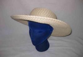 Great Women's Tan Wide Brim Hat Nine West - $38.52
