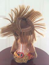 """Disney Lion King Broadway Musical SIMBA Bean Bag Plush 11"""" African Tribal image 4"""