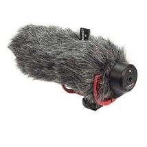 Rode Microphones DeadCat GO Artificial Fur Wind Shield for the VideoMic GO - $29.55